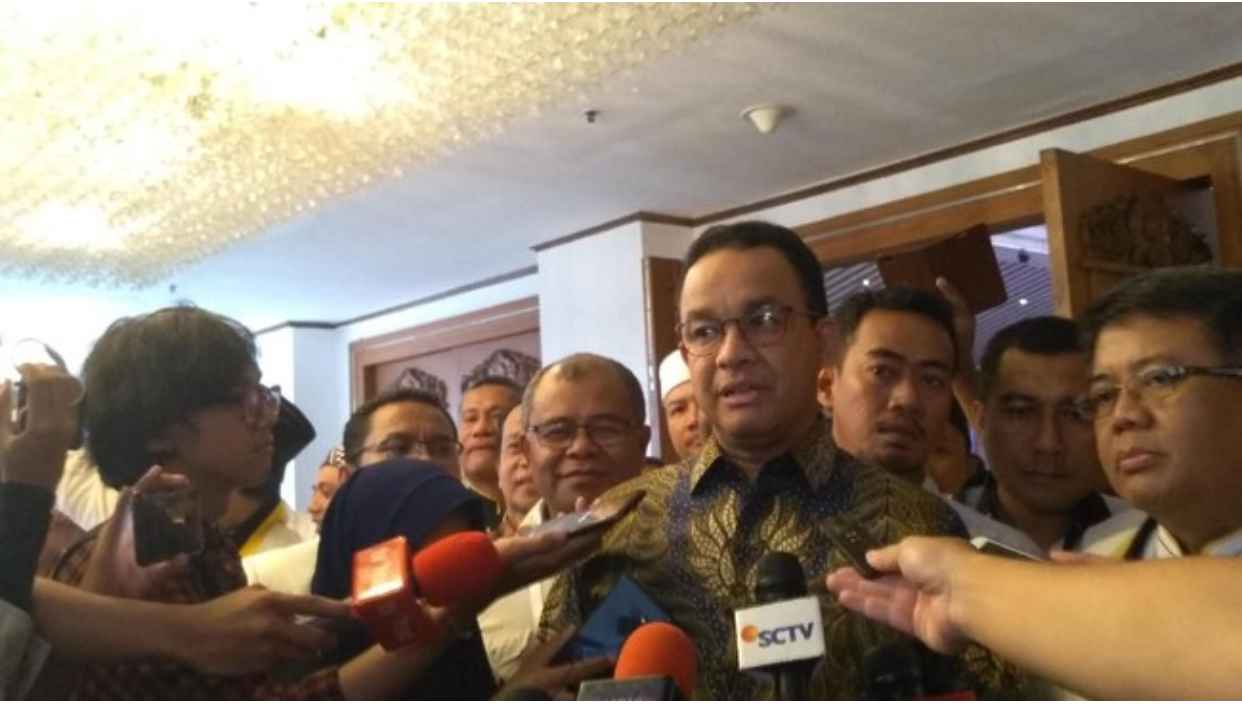 Anies: Tiga Cawagub DKI Tidak Lakukan Lobi-Lobi, Kader PKS Jaga Adab dan Etika