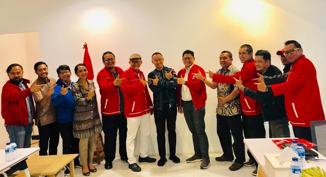 GARBI Jakarta dan Sekjen PAN Satu Suara untuk Indonesia 5 Besar Kekuatan Dunia
