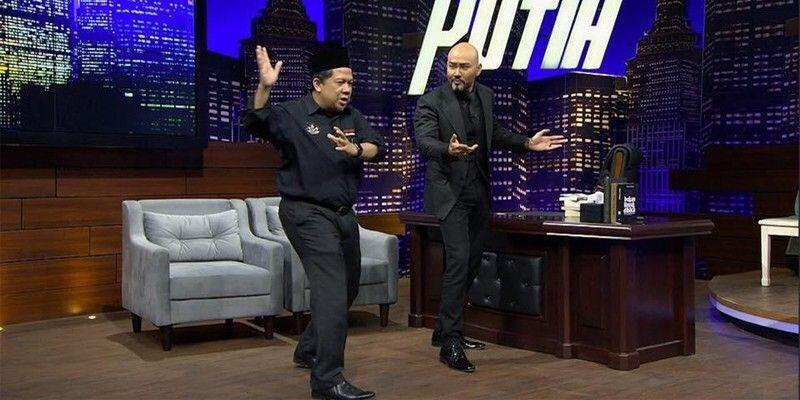 Deddy Corbuzier Jadi Mualaf, Fahri Hamzah Sambut dengan Suka Cita