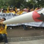 Aksi Warga Jakarta saat Hari Tanpa Tembakau - BEM