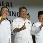 Fauzi Bowo Saat Hadiri Acara Konsolidasi Kader PKS se-Jakarta Selatan