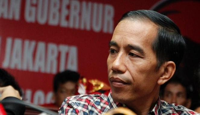 Joko Widodo, Gubernur DKI Jakarta (Foto: Istimewa)