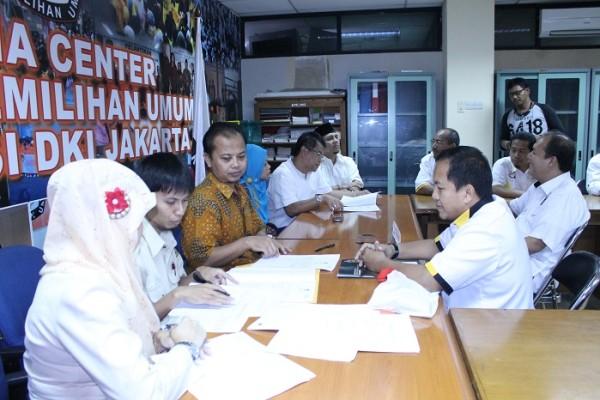 Terdepan Daftar ke KPUD, PKS Siapkan 100 Caleg untuk Kawal Kemenangan di Jakarta