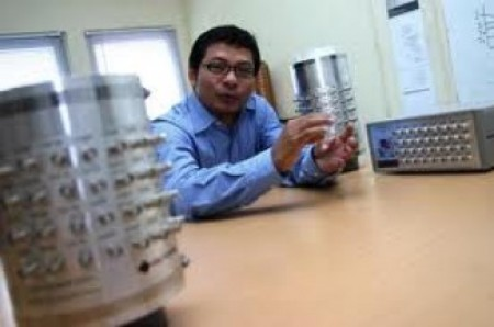 Teknologi ECVT Buatan Indonesia Dikenalkan di Korea