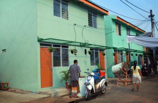 Jokowi Pernah Janji Buatkan Kampung Deret untuk Warga Kampung Pulo