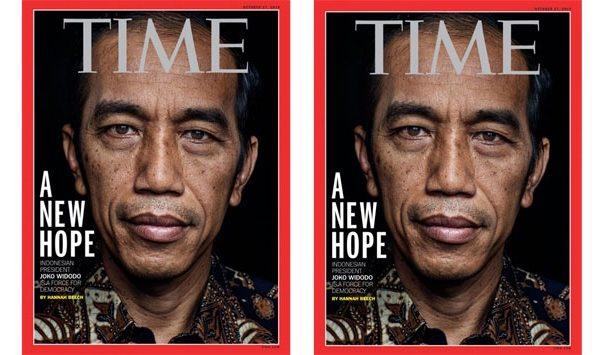 Jangan Terlalu Terlena, 5 Tantangan Menanti Jokowi – JK Versi TIME