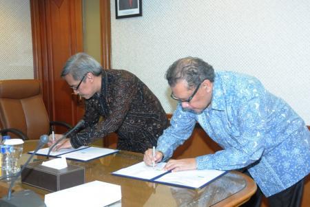 Perkuat Ketahanan Pangan, WWF Melakukan Kesepakatan Bersama Kementerian Kelautan dan Perikanan