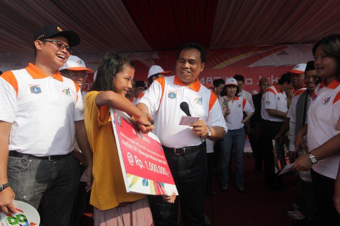 Dewan Kota Jakpus, Ardy Purnawan Sani dan Sekda Prov. DKI Jakarta, Saefullah