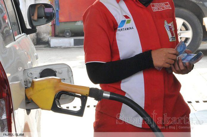 suara-jakarta-dampak-kenaikan-harga-bbm-bensin-premium-bersubsidi-langka