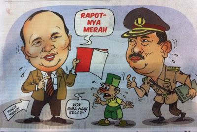 suara jakarta Headline Harian Nasional 13 Januari 2015