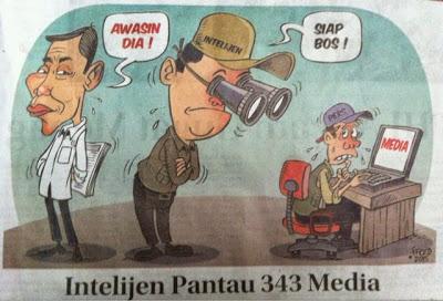 Headline Harian Nasional 9 Januari 2015