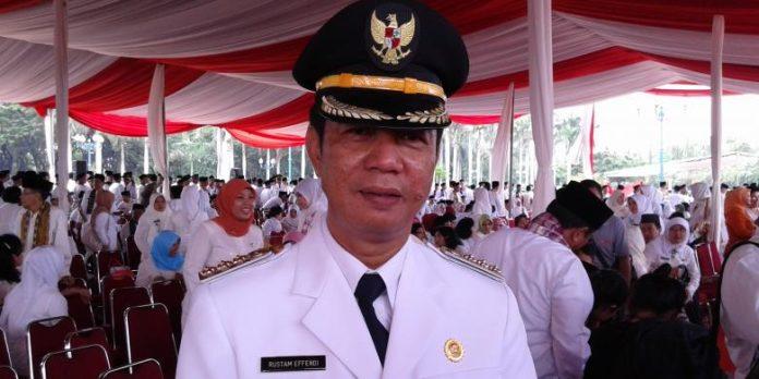 suara jakarta Rustam Effendi yang pernah menjabat sebagai Plt Walikota Jakarta Pusat
