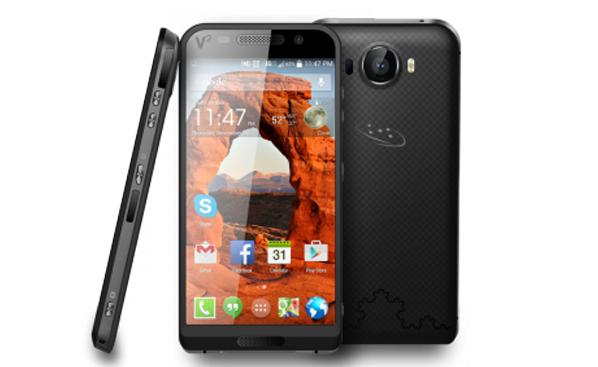 Saygus V2, Smartphone Canggih Dengan Pemindai Sidik Jari Biometrik
