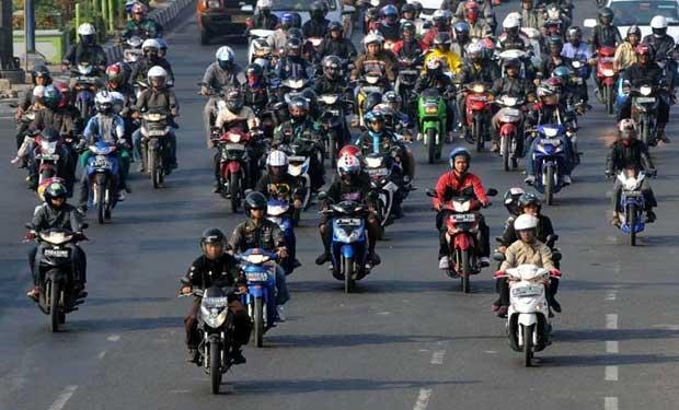 suara jakarta pelarangan sepeda motor jakarta