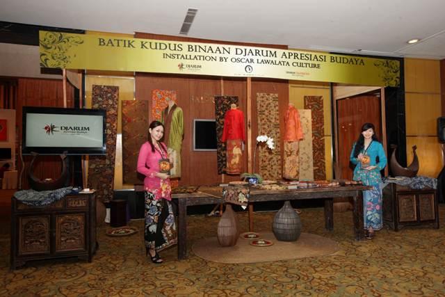 suara jakarta budaya batik sampoerna foundation