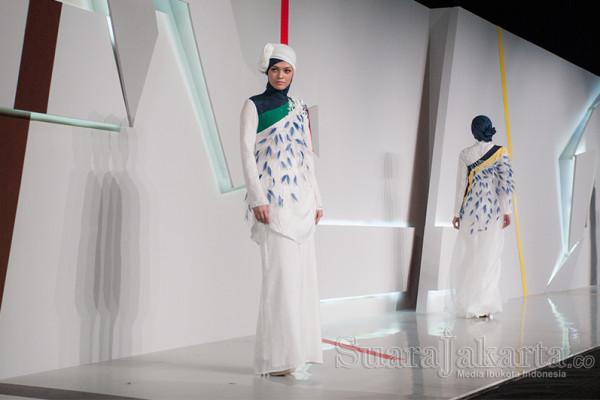 Tren Hijab Jelang Ramadhan, Simple & Praktis Namun Elegan
