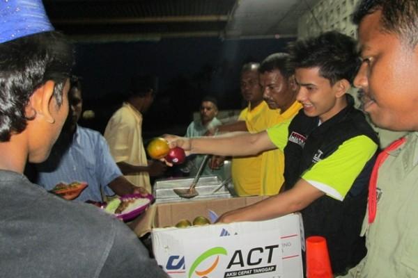 Darurat Banjir Jakarta, ACT Siapkan Dapur Sosial dan 34 Posko