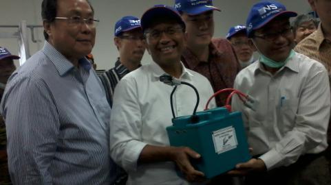 Potensi Industri Baterai dalam Meyokong Kemandirian Energi di Pulau-Pulau Kecil di Indonesia