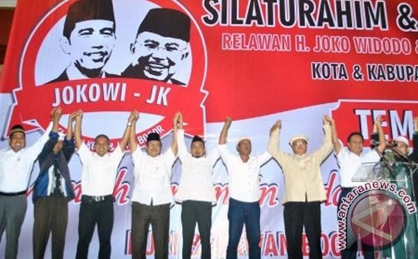 Wih! Tim Relawan Jokowi Ikut-ikutan Evaluasi Kabinet