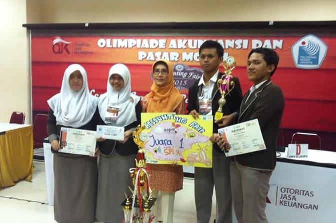HMJA Politeknik Negeri Jakarta Gelar Accounting Fair 2015