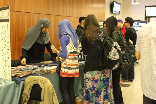 Lawan Islamophobia, Pelajar Amerika Gelar Islamic Awareness Week
