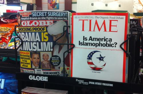 Islamophobia Ternyata Jadi Bisnis yang Menggiurkan