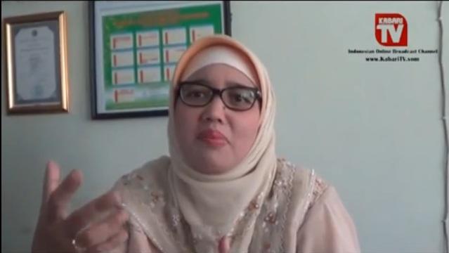Sekjend Federasi Serikat Guru Indonesia (FSGI), Retno Listyarti.