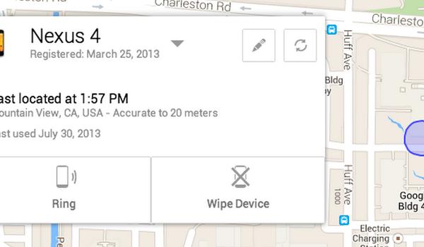 "Google Rilis Aplikasi ""Find My Phone"""