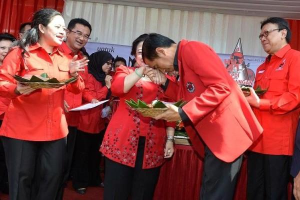 Disebut Petugas Partai, Relawan Jokowi Malah Kecam Megawati