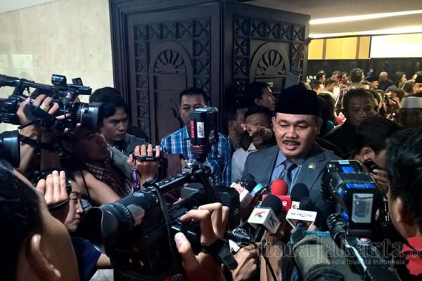 DPRD DKI Komitmen Lanjutkan Angket ke Hak Menyatakan Pendapat