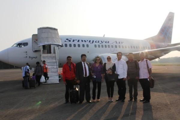 Sriwijaya Air Buka Rute Penerbangan Lubuklinggau – Jakarta