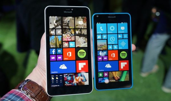 Prototype Microsoft di Level Mid End, Lumia 640 & 640 XL
