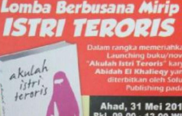 Lomba Peragaan Busana Istri Mirip Teroris, Fahira Desak Penyelenggara Acara Dipolisikan
