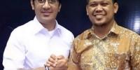 Beredar! Foto Andre Taulany bersama Imam Budi Hartono, untuk Pilkada Depok?