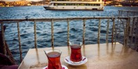 Teh Turki yang Khas dan Mendunia