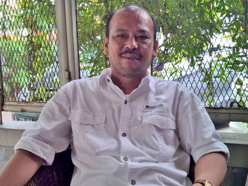 Tom Pasaribu - (Foto: SuaraJakarta.co)