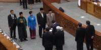 Martri Agoeng Kembali ke Senayan, Gantikan Hamid Noor Yasin