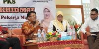 PKS Komitmen Perjuangkan Nasib Buruh Migran