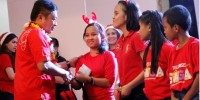 Telkomsel Berbagi di Hari Raya Natal Bersama 3000 Anak