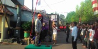 Deklarasi Kebersihan Kali Sentiong Antisipasi Meluapnya Banjir di Jakpus