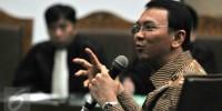 Anggota DPR dari PDIP Hadir Saat Pemeriksaan Ahok di Bareskrim,  Sylvi: Pasti Ada Intervensi