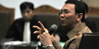 Dipanggil KPK atas Kasus Reklamasi, Ahok Pelit Bicara kepada Wartawan