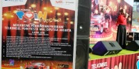 Pengundian Hadiah Ratusan Juta Rupiah di Program Telkomsel POIN Fiesta Mal Ciputra Jakarta