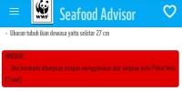 WWF Ajak Gunakan Seafood Advisor Untuk Memilih Hidangan Laut