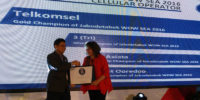 Telkomsel Raih WOW Service Excellence Award 2016