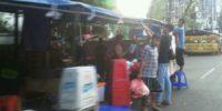 Jelang Ramadhan, Beberapa Titik di Jakpus Ini Rawan Kembali Dibanjiri PKL