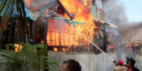 Kelurahan Ancol Dilanda Kebakaran, 300 Jiwa Kehilangan Tempat Tinggal