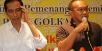Dilema Jokowi Kepada PAN dan Golkar