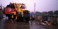Edisi Bersih-bersih Jakarta, 300 Bangunan Liar DI Tanah Abang Dibongkar