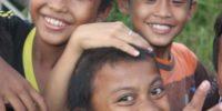 Pluit City Berikan Edukasi Kesehatan Kepada Anak-anak Nelayan Muara Angke